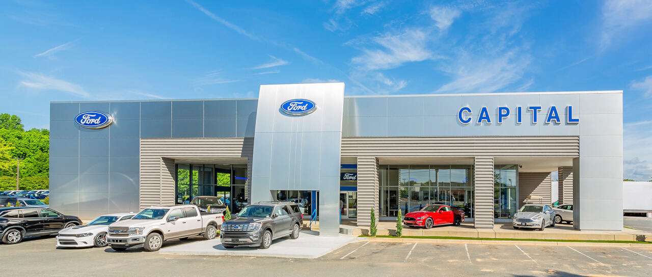 Capital Ford Charlotte